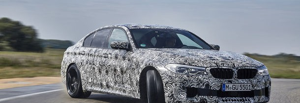 BMW M5 se va lansa pe 21 august