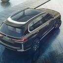 BMW X7 a aparut in primele imagini si informatii oficiale