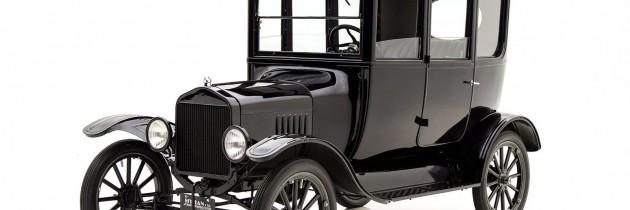 O scurta istorie a aparitiei automobilului