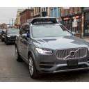 Accident cu o masina autonoma Uber