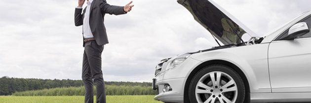 Top 5 probleme ale unei masini care nu trebuie amanate
